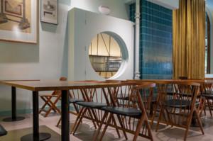 160平米中餐厅设计