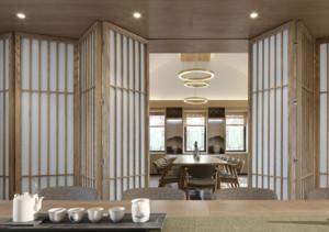 700平米茶楼装修效果图