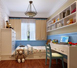 温馨儿童房装修效果设计图
