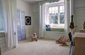 现代风格小飘窗装修效果图