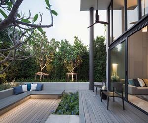 100平米私家花园