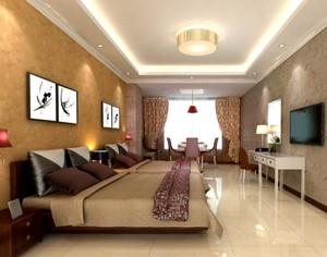 欧式风格酒店室内装修效果图赏析
