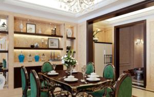 欧式餐厅设计图集一