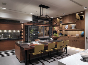 2019厨房橱柜设计效果图