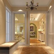 简约风格进门玄关装修设计效果图赏析