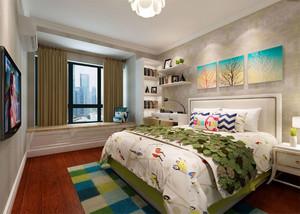 三居室飘窗装修案例欣赏