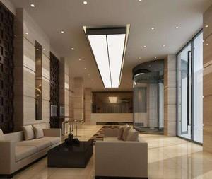 现代风格酒店室内装修设计效果图