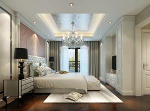 主卧室整体装修效果图