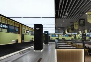 现代简约风格餐厅设计