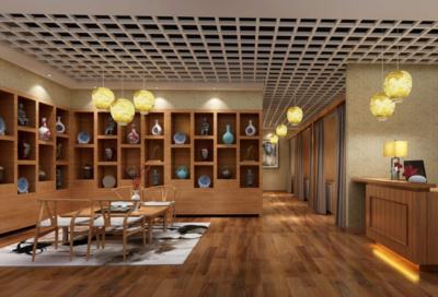 中式風格茶樓設計圖