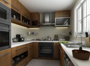 整体厨房装修设计图