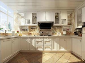 整体厨房橱柜设计效果图