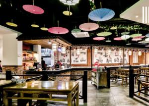 400平米餐厅装修设计