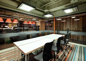 创意办公室装修案例赏析
