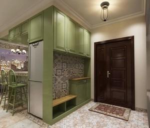 现代风格玄关装修设计效果图