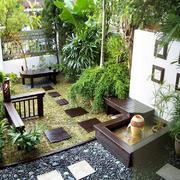 庭院花园装修效果图
