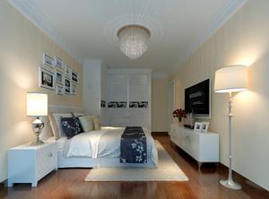 卧室简约装饰效果图