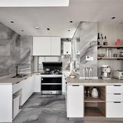 厨房装修空间设计效果图