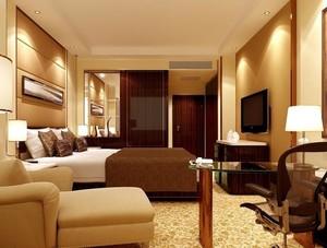 简约风格酒店公寓装修效果图赏析