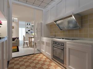 整体厨房设计效果