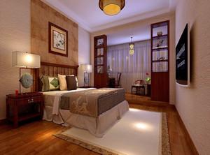 卧室装修效果欣赏图