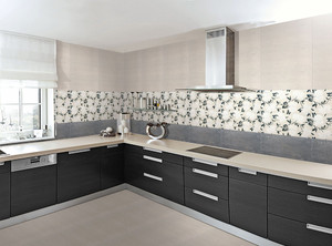 厨房墙面装修效果图