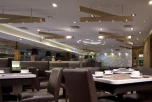 400平米中餐厅设计