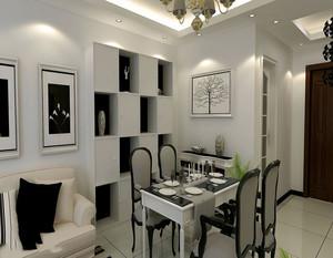 家装餐厅背景墙效果图