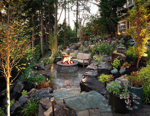 私家花园设计图片