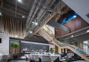 890平米中餐厅设计