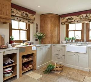 厨房橱柜设计安装效果图