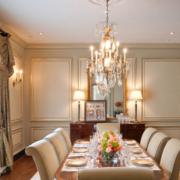 欧式风格家装餐厅设计图