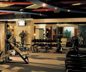 200平现代简约健身房装修效果图赏析
