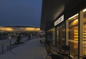 260平米中式茶楼装修设计