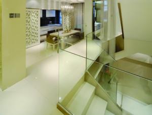 混搭风格别墅豪华楼梯装修效果图赏析