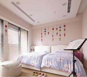 多彩靓丽儿童房装修效果图