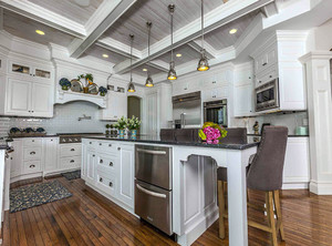 厨房橱柜设计图
