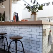 北欧风格家庭吧台装修效果图