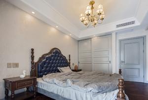 新古典风格卧室吊顶装修设计