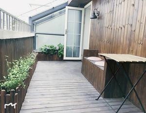创意阳台小花园
