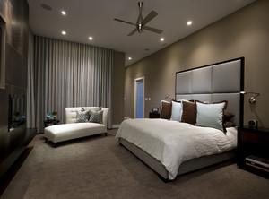 简欧卧室风格效果图