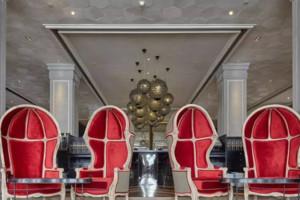 500平米欧式风格餐厅装修效果图