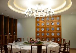 传统中式餐厅装修效果图赏析