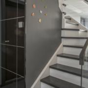空间其他简约楼梯复式装修