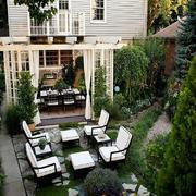 空间其他欧式花园别墅装修