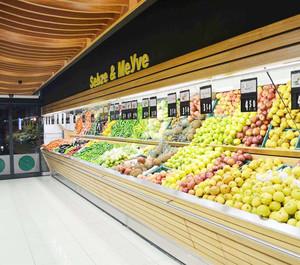 50平米水果店装修效果图赏析
