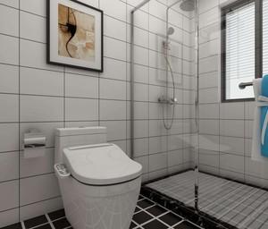 大户型卫生间干湿分离图片