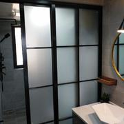 卫生间现代局部三居室装修