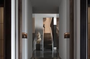 1200平米高端私房菜餐厅装修效果图