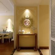 空间其他欧式玄关三居室装修